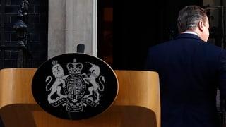 Nachfolge Camerons wird bis zum 2. September geregelt