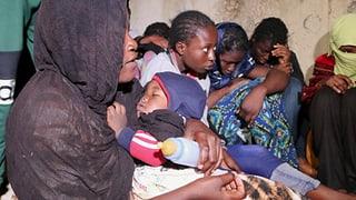 Frauen und Kinder sind massiven Übergriffen ausgesetzt
