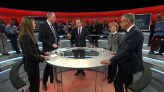 «Abstimmungs-Arena»: Entlastung für Familien oder Finanzdebakel?