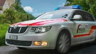 Diskussionen über Schliessungen von Polizeiposten im Baselbiet