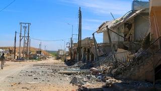 30'000 Menschen fliehen vor Kämpfen in Nordsyrien
