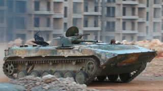 Siria: Success per rebels ad Aleppo