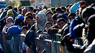 Obergrenze für Asylbewerber: Zweifel an österreichischen Plänen