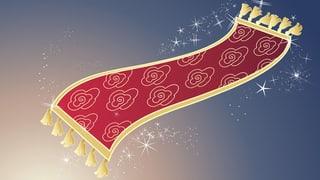 «Die siebe Zauberteppich»  (Artikel enthält Audio)