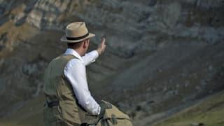 Video «Wenn die Erforschung der Berge zur Selbsterkenntnis führt» abspielen