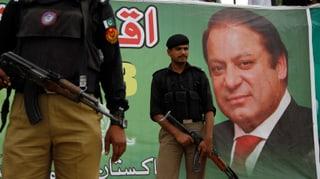 Auf Nawaz Sharif warten die Probleme