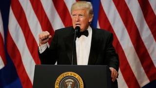China warnt Trump vor Handelskrieg