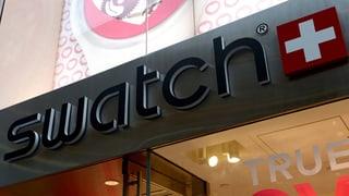 «Jahresrächnig 2012»: Swatch-Zahlen auf Schweizerdeutsch