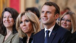Macron will Französinnen vor Übergriffen schützen