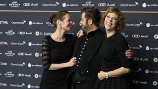 Zurich Film Festival: Marco Thomann ist plötzlich ein Star!