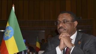 Desalegn neuer Chef der Staaten Afrikas