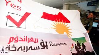 Der irakische Oberste Gerichtshof hat die Aussetzung des Unabhängigkeits-Referendums im Kurdengebiet im Nordirak angeordnet.
