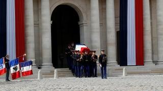 Frankreich würdigt Simone Veil