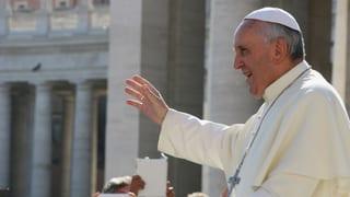 Video «Franziskus – Papst der Armen» abspielen