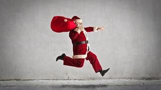 «Der falsche Weihnachtsmann»