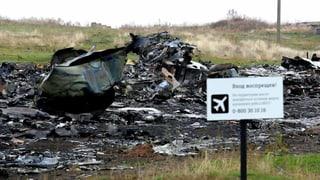 MH17-Abschuss: Rakete von pro-russischem Gebiet abgeschossen