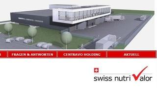 Baubewilligung für Swiss Nutrivalor