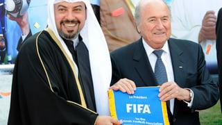 Fifa sperrt kuwaitischen Fussballverband