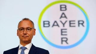 Aktionäre geben Bayer-Spitze den Tarif durch