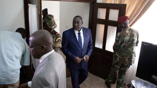 Zentralafrikas Präsident tritt unter Druck zurück