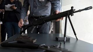 Lescha d'armas na duai betg provocar l'UE