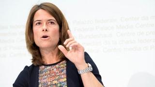 Drückt sich die FDP vor einem Entscheid, Frau Gössi?
