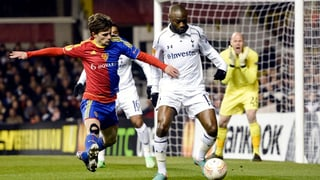 Basel mit tollem Remis bei Tottenham