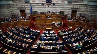 Griechisches Parlament stimmt Nato-Beitritt Mazedoniens zu