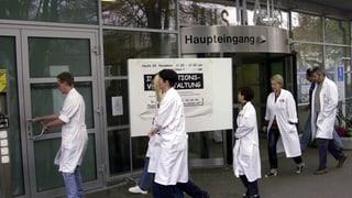 Grosse Lohnunterschiede in Aargauer und Solothurner Spitäler