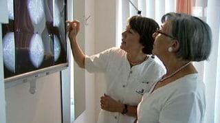 Brutskrebs: So wenig nützen Mammografien
