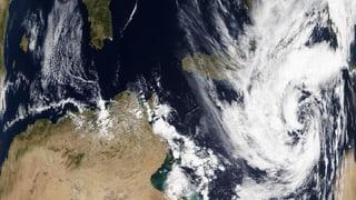 Medicane «Zorbas» trifft Griechenland zur Ferienzeit