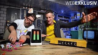 Gadgets für KIM, Folge 2 – «Harmonische Schwingungen» (Artikel enthält Video)
