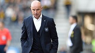Carlos Bernegger bleibt beim FC Luzern