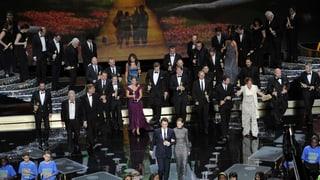 Alle Oscar-Gewinner 2011 auf einen Blick