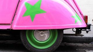 Der «Döschwo»: Freiheitsgefühl auf Rädern