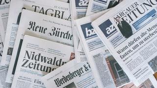 Einst waren es 400, jetzt sind es noch 100: Das Zeitungssterben wird weitergehen, das ist klar. Über die Folgen aber sind sich Experten uneins.