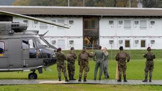 11 Millionen für den Waffenplatz der Friedenstruppe?