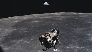Video «Der Mond – Unser Tor ins All» abspielen