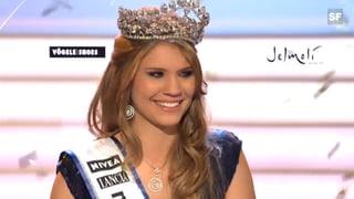 Kerstin Cook ist Miss Schweiz 2010