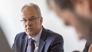 BVB-Chef Erich Lagler geht