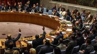 UNO verurteilt Nordkoreas Raketentests