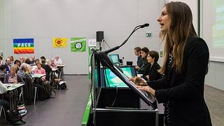 Grüne steigen mit Umwelt-Themen in den anstehenden Wahlkampf