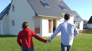 So schnell wird das Eigenheim nicht mehr finanzierbar