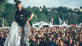 Openair St.Gallen 2017: Die Konzerte zum Nachschauen