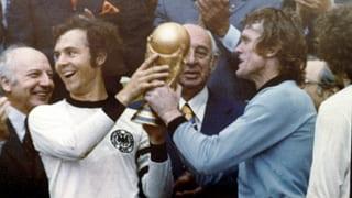 Franz Beckenbauer und die Steueraffäre in Obwalden (Artikel enthält Audio)