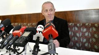 Österreichischer Politiker Pilz tritt Mandat nicht an
