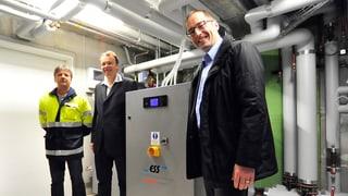 Energiewende in Zofingen: Nicht weg vom Gas, im Gegenteil