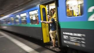 SBB-Transportpolizei zieht sich aus Fanzügen zurück