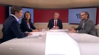«Eco Talk» diskutiert die Fragen, die sich angesichts der Arbeitswelt der Zukunft stellen.