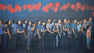 Wie der «Banksy von Teheran» die Politiker erreichen möchte